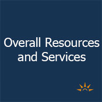 Overall Resources and Services