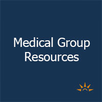 Medical Group Resources