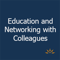 Education and Networking with Colleagues